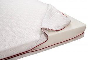 Saltea Somnart bebelusi si copii Avantaj Memory, 8+2 cm spuma cu memorie, 60×120