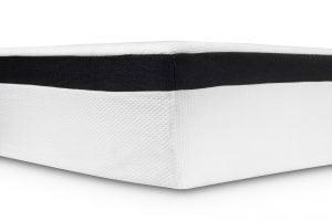 Saltea multistraturi Somnart Multilayer Supreme Confort 140x200x22cm, spuma poliuretanica cu memorie + SmartFoam + AirFoam + husa matlasata cu extra-strat memorie, 3D, manere, fermitate medie