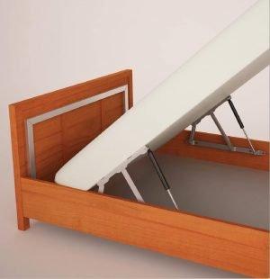 Sistem pneumatic rabatare somiera putere pentru saltele mai mari de 160×200