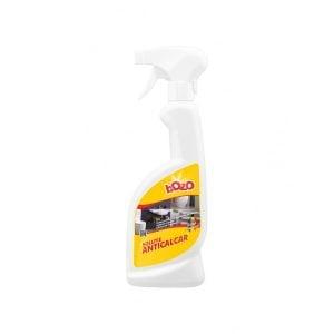 Solutie anticalcar marca Bozo, cu pulverizator smart, 500ml