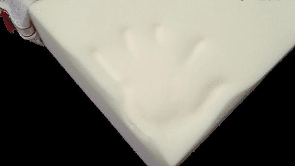 Saltea Somnart bebelusi si copii Avantaj Memory, 8+2 cm spuma cu memorie, 70×140
