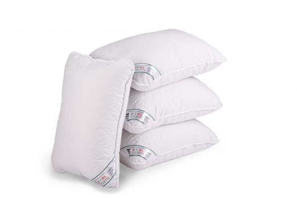 Set 4 perne 50×70 Somnart HypoallergenicMed, lavabile la 95°C