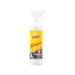 Solutie anticalcar marca Bozo, cu pulverizator smart, 1000ml