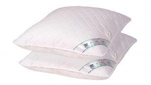 Set 2 perne hipoalergenice Somnart HypoallergenicMed, lavabile la 95°C – 70×70