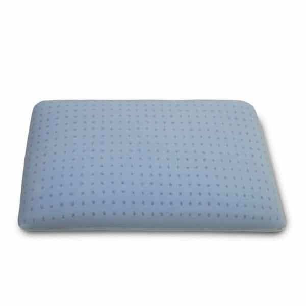 Perna cu memorie Somnart Memory Clasica BLUE 42x72x13 cm
