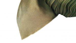 Tesatura poliester spacer 3D, 315g/mp, latime 160cm, kaki