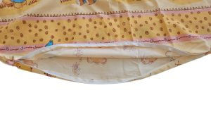 HUSA aditionala pentru Perna 3 in 1: gravide, alaptat, suport bebe, model Honey