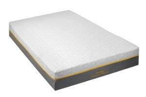 Saltea 100×200 Somnexpert Silver Evolution Pocket Spring, hibrid arcuri pocket + memorie, H 24 cm